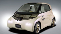 Toyota FT-EV II Electric Vehicle Concept - 1600