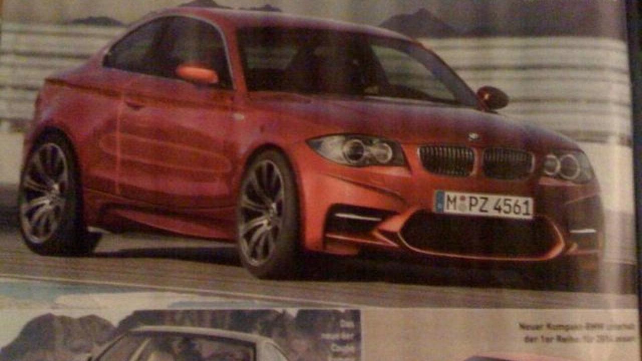 BMW M1 artist rendering - 640 - 05.02.2010