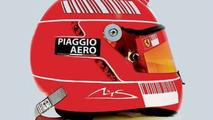 Michael Schumacher to debut revised helmet after Massa injury