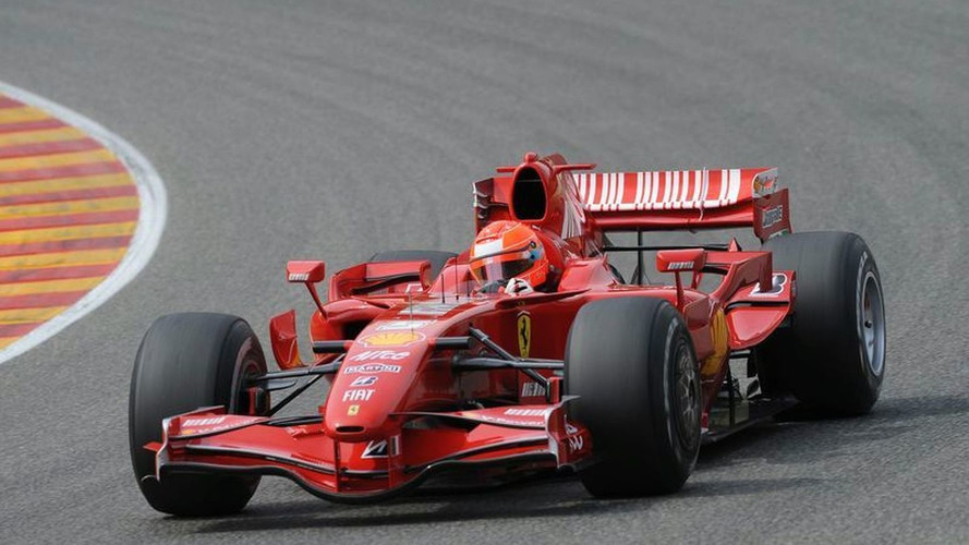 Schumacher may test F1 car again soon - manager