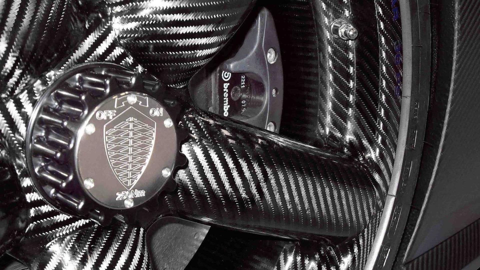 Volkswagen Group begins testing carbon fiber wheels