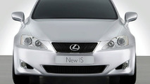 New Lexus IS at Geneva