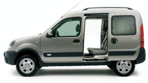 Renault Kangoo Pampa and 4x4 Generation 2006