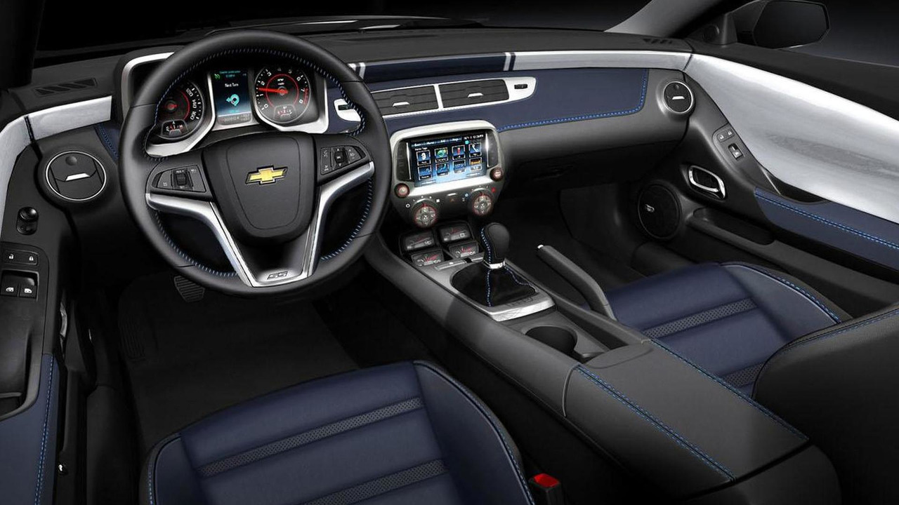 Chevrolet Camaro Spring Special Edition 04.11.2013