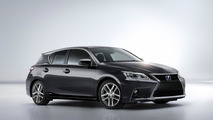 2014 Lexus CT 200h gets priced and detailed (US)