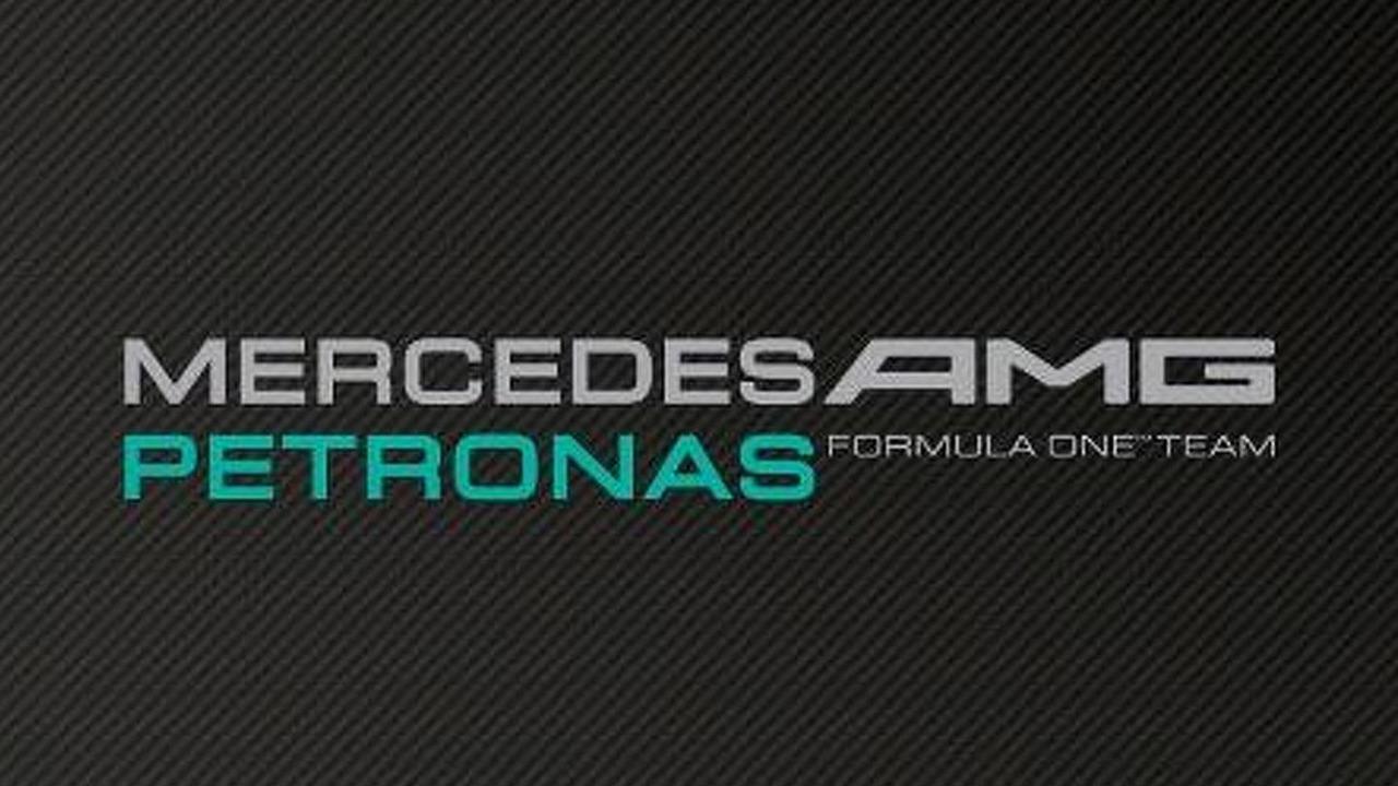 Mercedes AMG Petronas logo