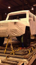 Jurassic Park 4 to feature Mercedes-Benz G63 AMG 6x6