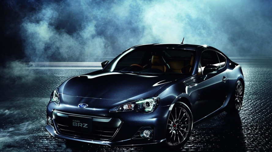 Subaru outs BRZ Premium Sport Edition in Japan