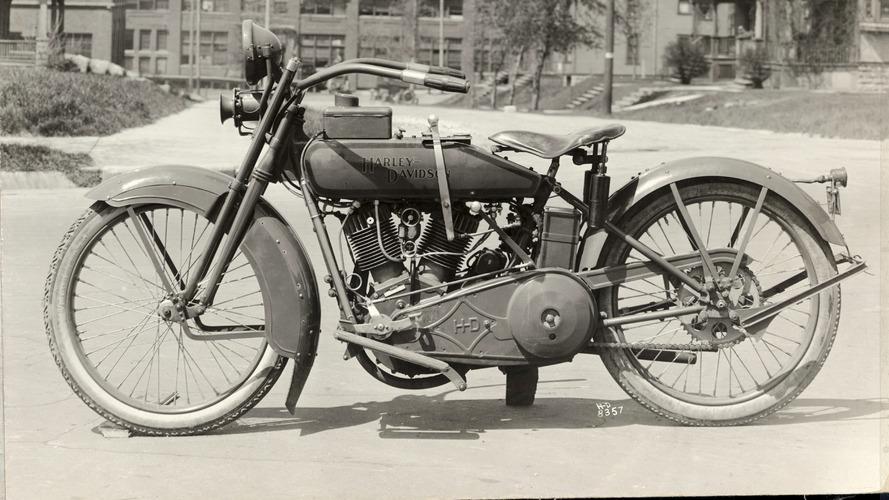 A brief history of Harley-Davidson's big twins