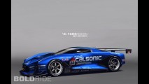 Nissan GT2020 Concept by Yasid Design