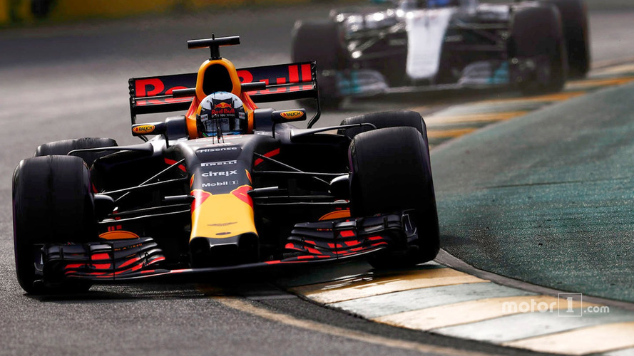 2017 F1 Australian Grand Prix - Qualifying Results