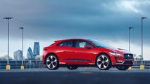 Le Jaguar I-Pace s'offre une nouvelle robe pour Genève