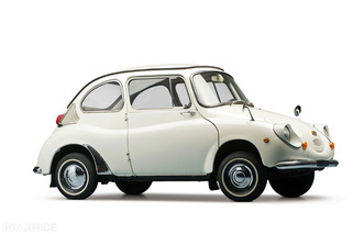 This Quirky Hatchback Was Subaru's First Car