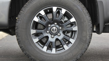 2016 Nissan Titan XD TEST