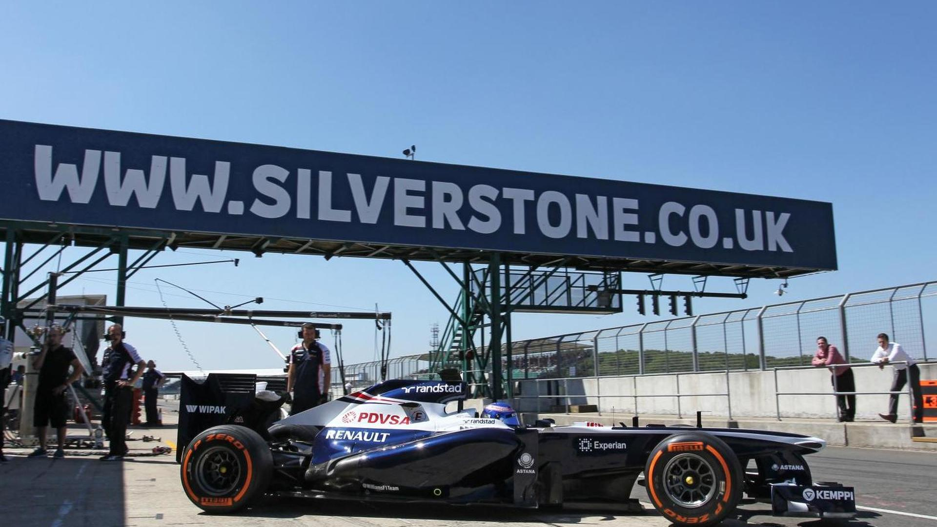 Silverstone likes the sound of 'new' F1