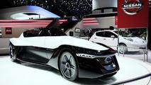 Nissan BladeGlider demonstrates innovation and excitement in Geneva