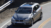 2014 BMW 2-Series Active Tourer first official image hits the web
