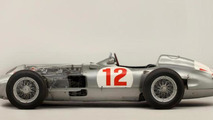 1954 Mercedes W196R Formula 1 race car 12.7.2013