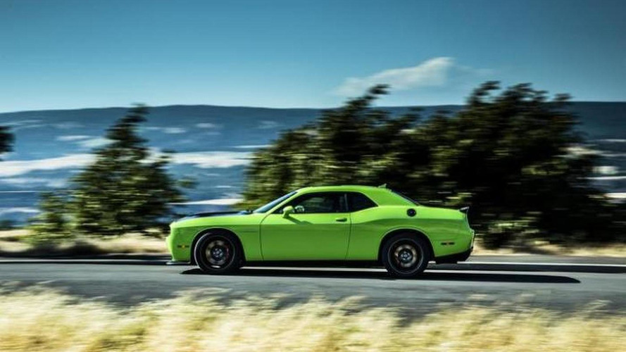 Dodge Challenger Hellcat rated at 22 mpg highway