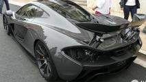Jenson Button's McLaren P1