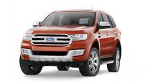 2015 Ford Everest