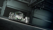 Sebastien Loeb previews LMP3 race car for 2015 season