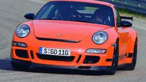 New Porsche 911 GT3 RS