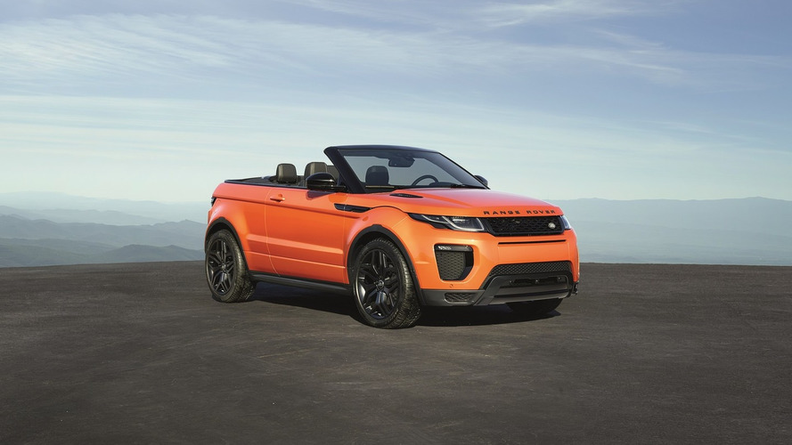 Jaguar Land Rover to introduce three models in Los Angeles