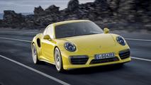 Porsche 911 Turbo / Turbo S facelift