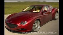 Faralli & Mazzanti revela dianteira do Vulca S - Esportivo custa R$ 1,2 milhão
