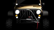 Jeep Wrangler SEMA teaser image 28.9.2012