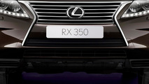 2013 Lexus RX debuts in Geneva [videos]