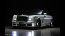 Wald Rolls-Royce Phantom Drophead Coupe Black Bison Edition
