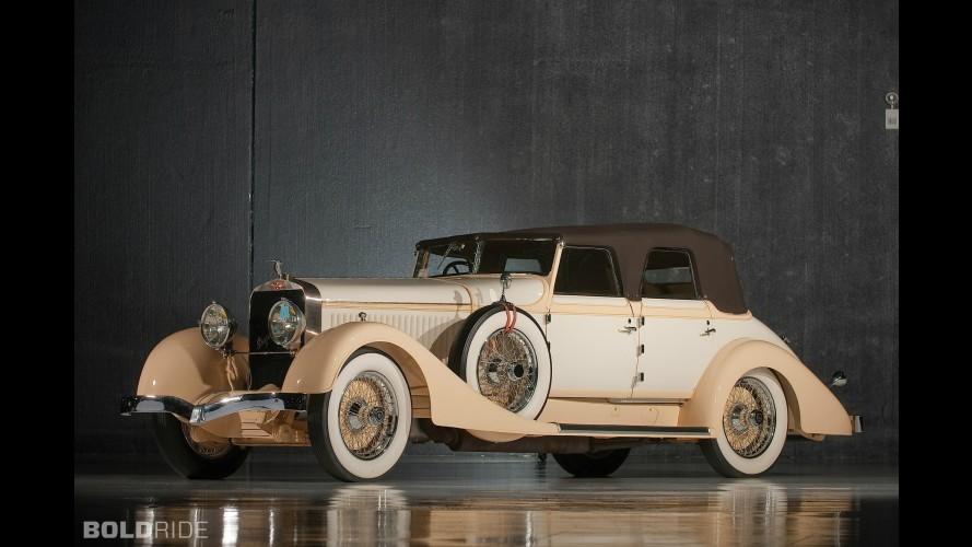 Hispano-Suiza H6C Convertible Sedan by Hibbard & Darrin