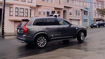 Uber transfere XC90 autônomos barrados na Califórnia para o Arizona