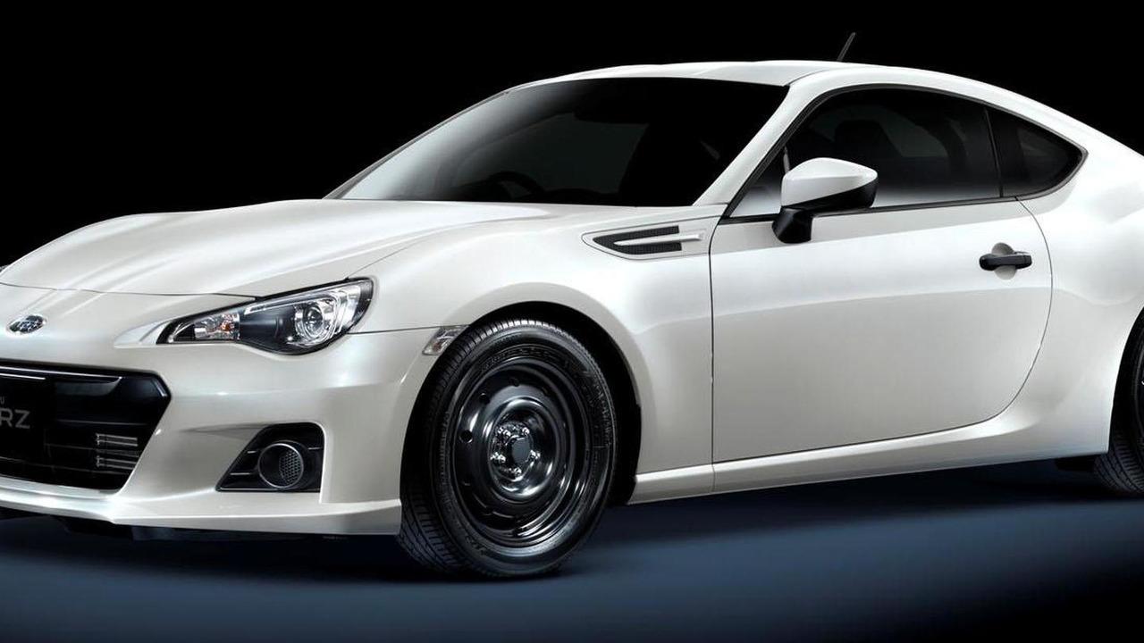 Subaru BRZ RA 28.1.2013