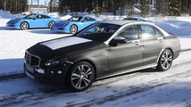 2016 Mercedes C-Class Coupe to be larger, more stylish - report