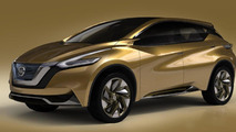 Nissan Resonance Crossover Concept revealed at NAIAS