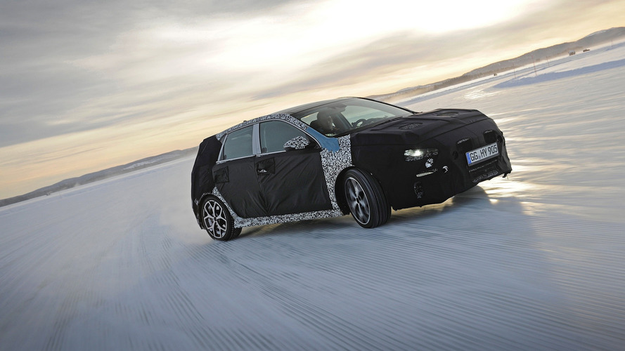 2018 Hyundai i30 N heads to cold Sweden for some hot hatch testing