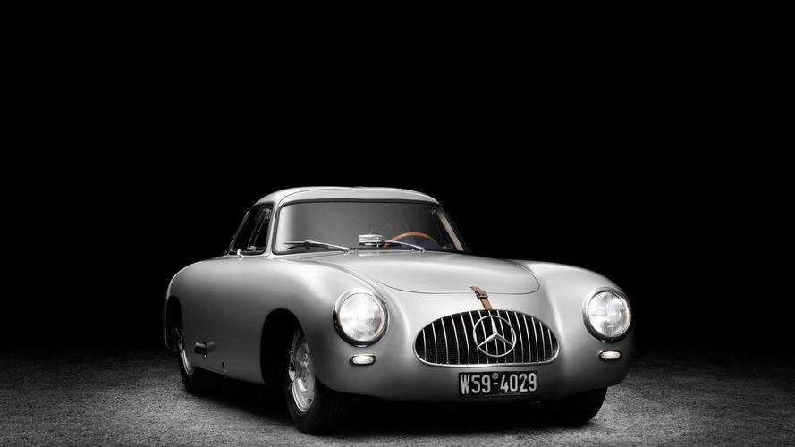 Mercedes SL turns sixty - 2nd model gets restored