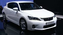 Lexus CT 200h Confirmed for U.S. - Debut in New York