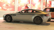 2011 Aston Martin Vantage facelift first spy photos - 08.02.2010