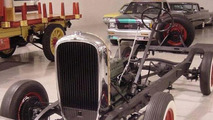 1931 Oldsmobile Rolling Chassis