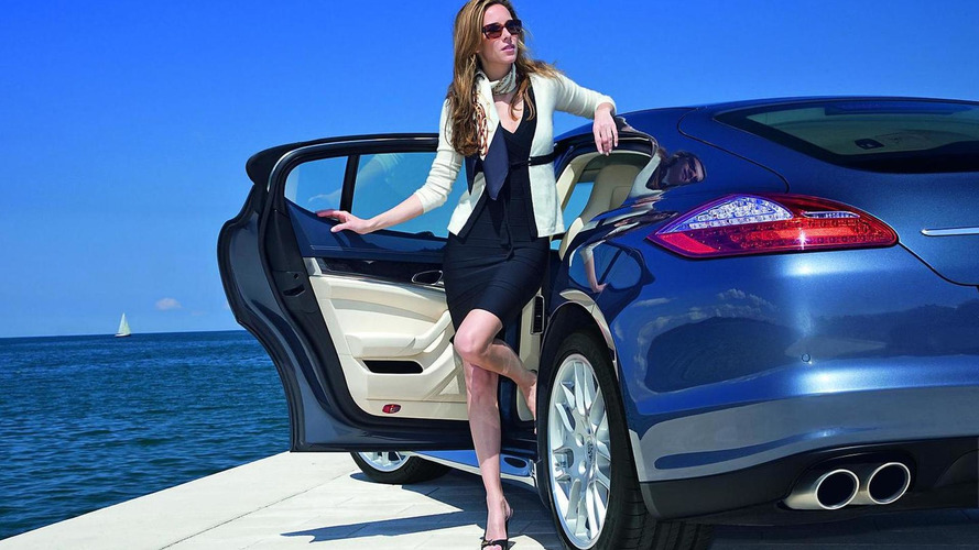 2011 Porsche Panamera announced with brake energy recuperation system