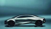 Audi Intelligent Emotion future mobility concept study by Sylvain Wehnert