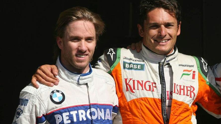 Fisichella, Heidfeld, were seat contenders - Sauber