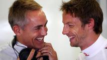 Whitmarsh backs Button's desire to push on