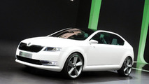 Skoda VisionD Concept and new corporate design revealed