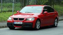 BMW 3 Series Sport Spy Photos