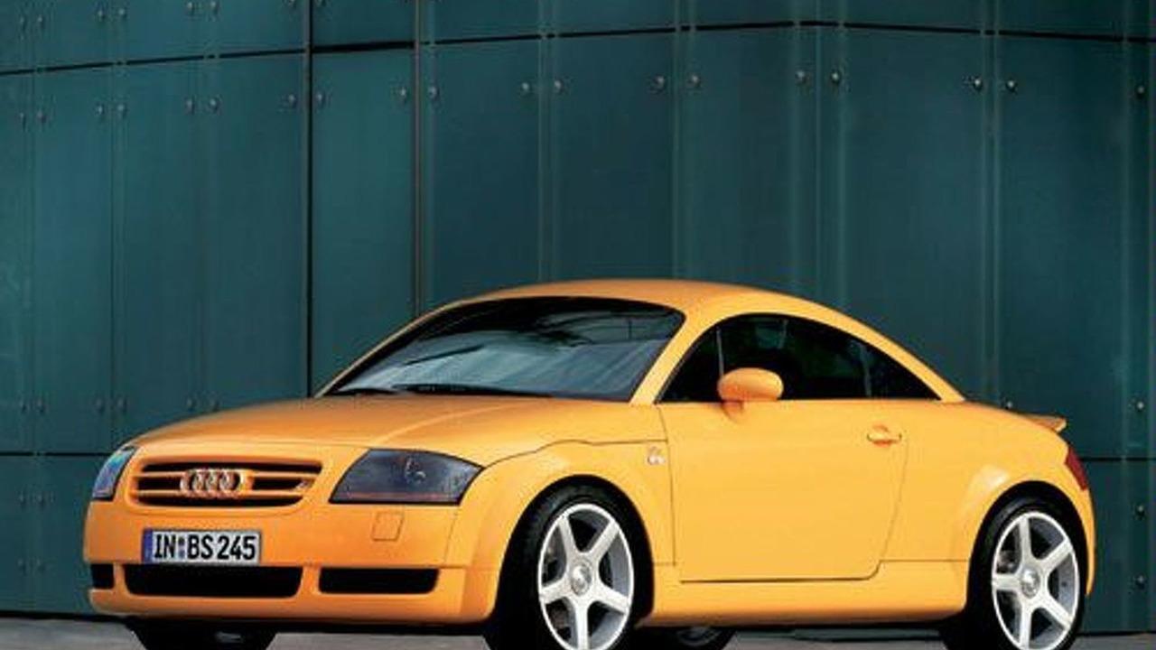 2003 Audi TT Coupé DTM Edition